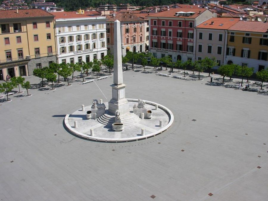 obelisco di Piazza Aranci