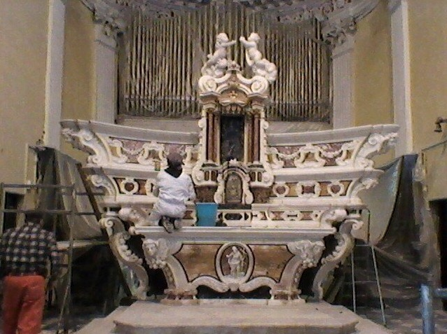 Altare Maggiore Monterosso