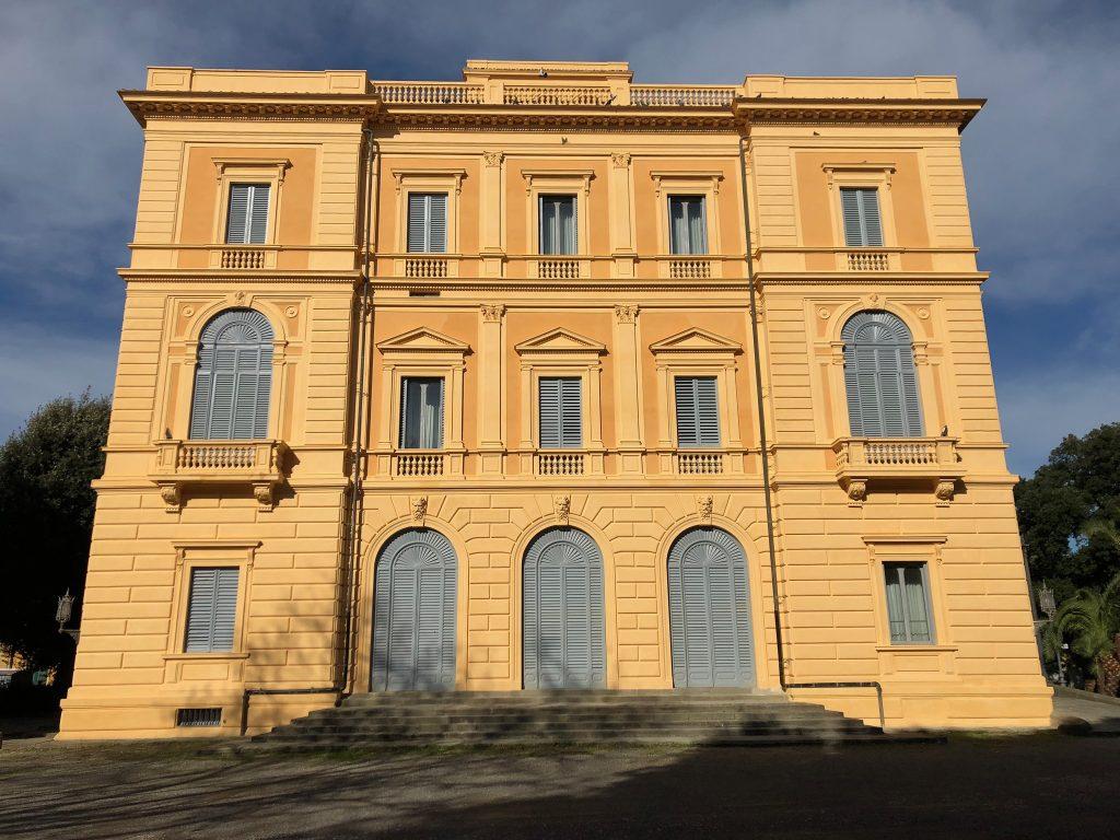 Villa Mimbelli Museo Fattori