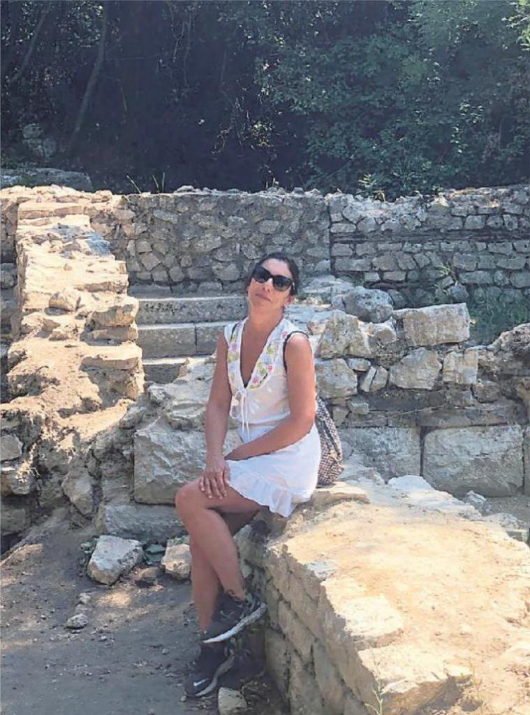 Francesca Lazzarotti e l'arte del restauro