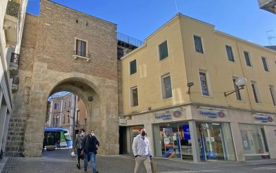 Restauro di porta Altinate Padova (PD)